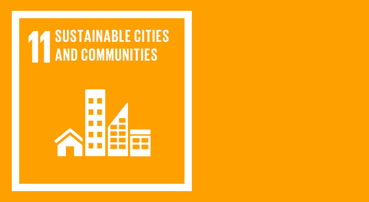 SDG 11 - Sustainable Cities and Communities